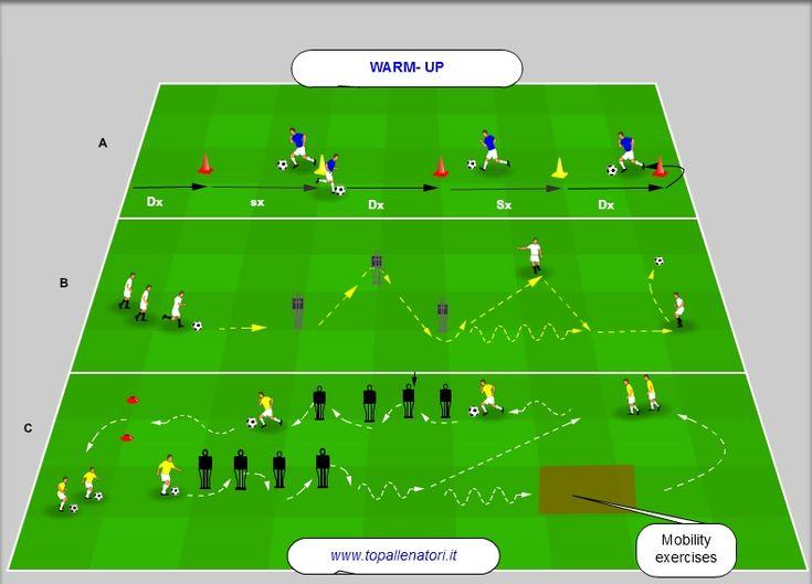 soccer dynamic warm up pdf