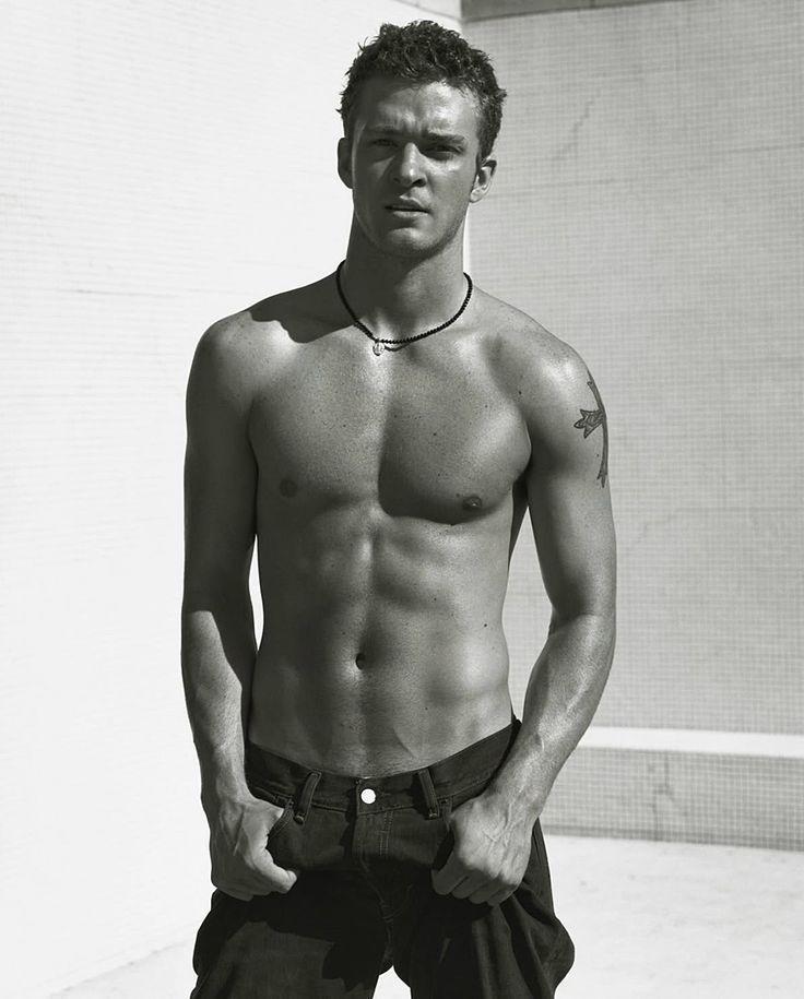 Well HELLLOOOO ... Justin Timberlake