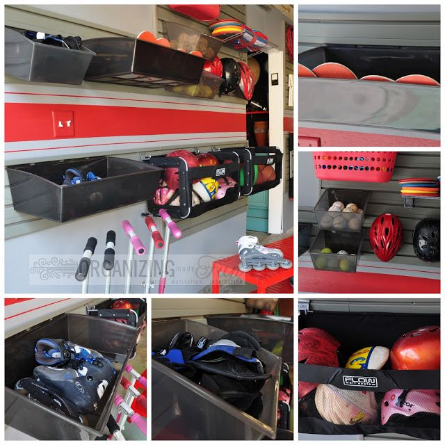Cool Things To Put In A Basement: 134 Best Images About Organized Garage On Pinterest