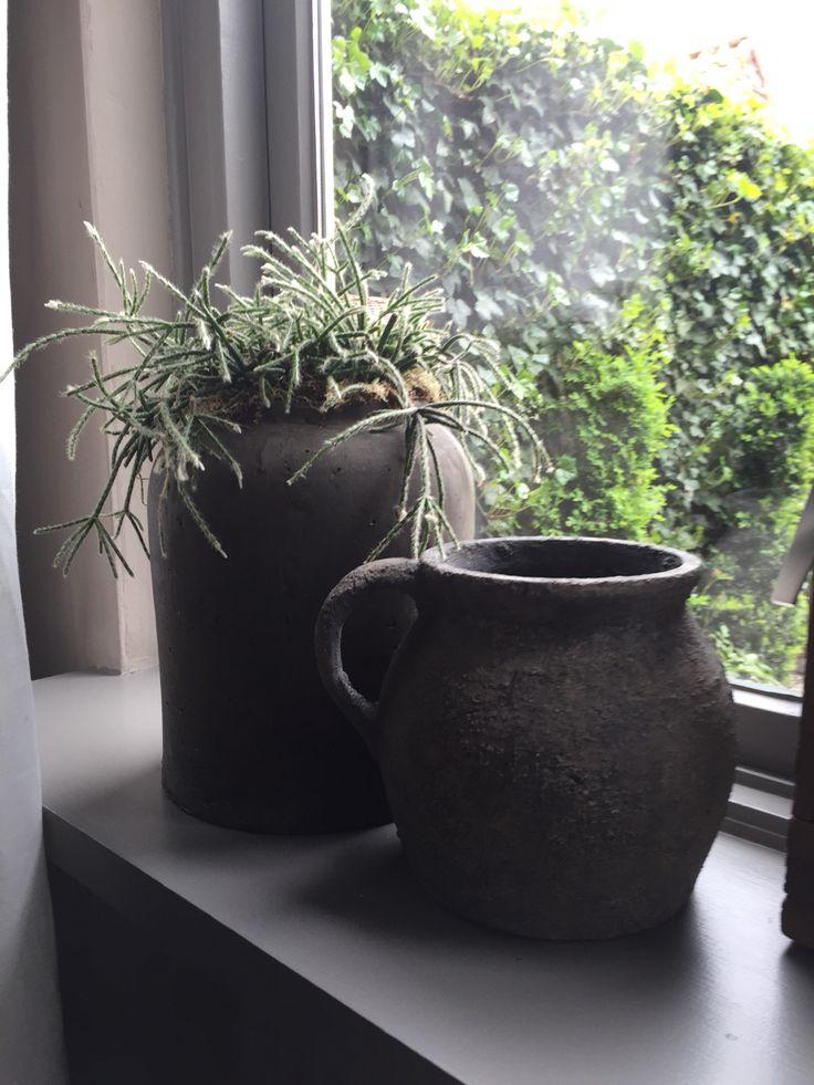 Brynxz classic earth milk jar