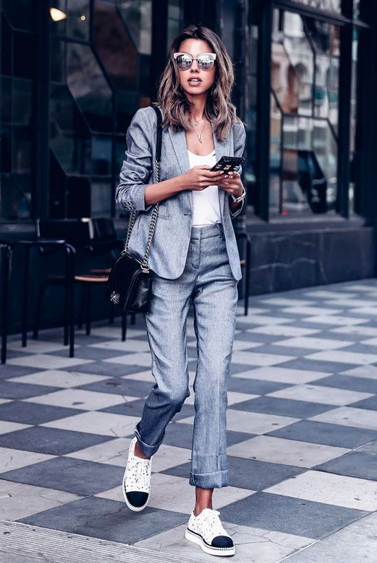 20+ Fresh & Chic Summer Work Outfits: Fashion blogger 'Viva Luxury' wear