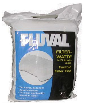 Massa filtrante lã de vidro Fluval