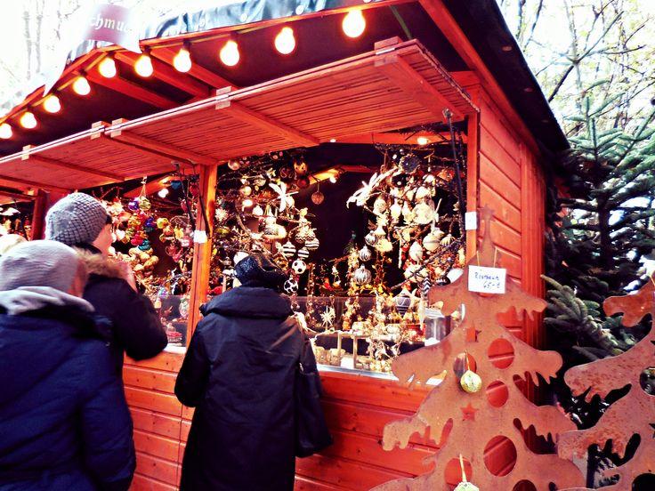 Weihnachtsmarkt Stadtgarten, Köln