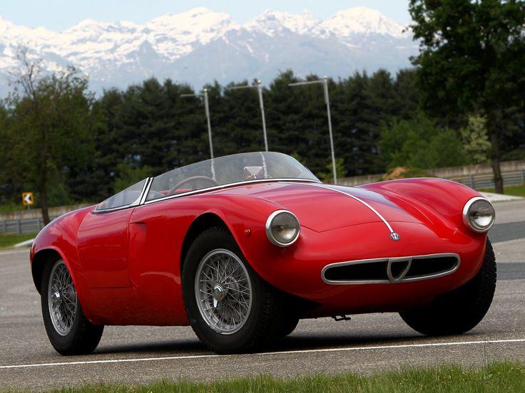 Alfa Romeo 2000 Sportiva  · Retro Cars50s ...