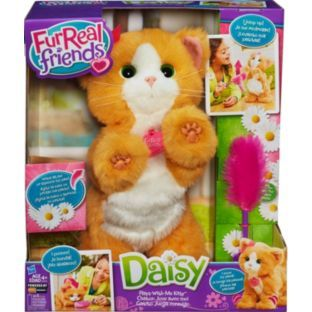 Squishy Mushy Argos : Buy FurReal Friends Daisy Plays-With-Me-Kitty Soft Toy at Argos.co.uk - Your Online Shop for ...