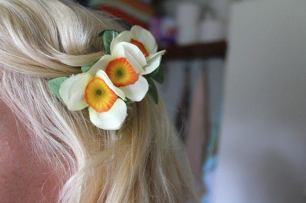 - pyssel hårspännen - karolines vintage