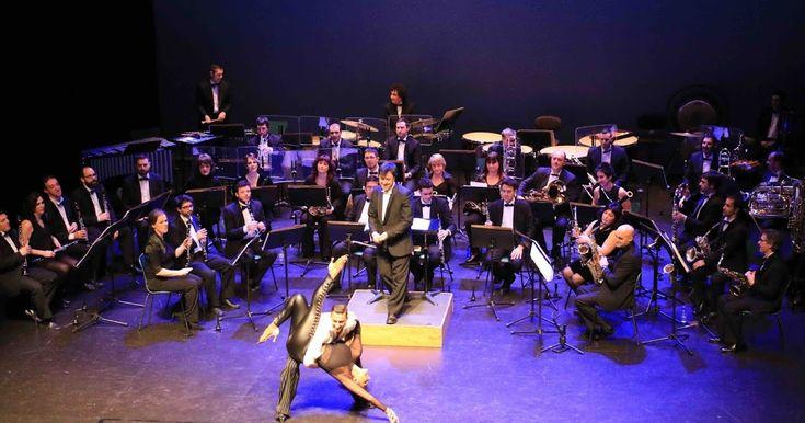 La Banda de Música y los campeones del mundo de baile llenan el teatro con 'Barakaldo dancing'