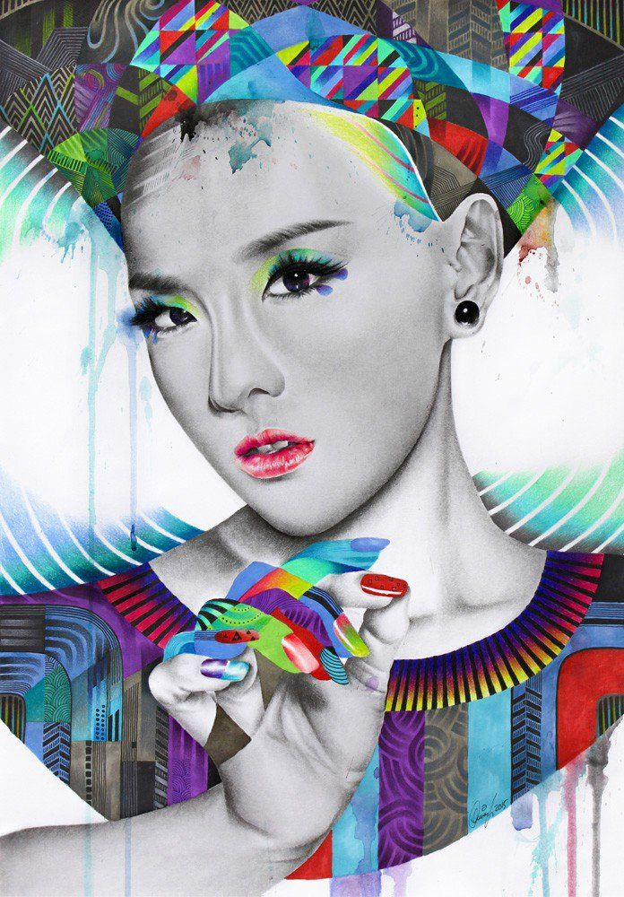 10 of K-Pop's most unparalleled fan art | allkpop.com