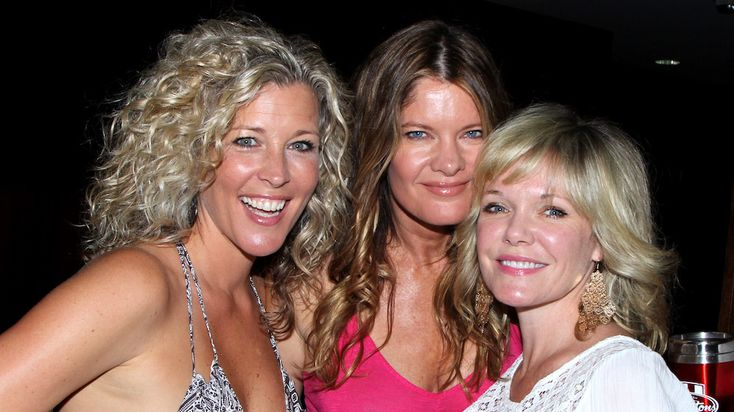 Laura Wright Was Thrilled When Michelle Stafford and Maura West Joined GENERAL HOSPITAL! (EXCLUSIVE)