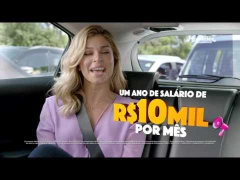 Mondelēz Brasil lança promoção e campanha estrelada por Grazi Massafera - YouTube