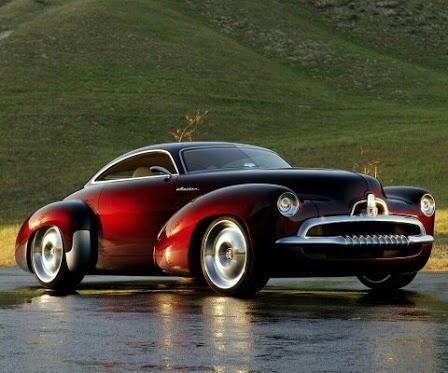 Hotrod Cars ; Holden EFIJY; based on FJ Holden; A long-term dream for Chief Designer Richard Ferlazzo