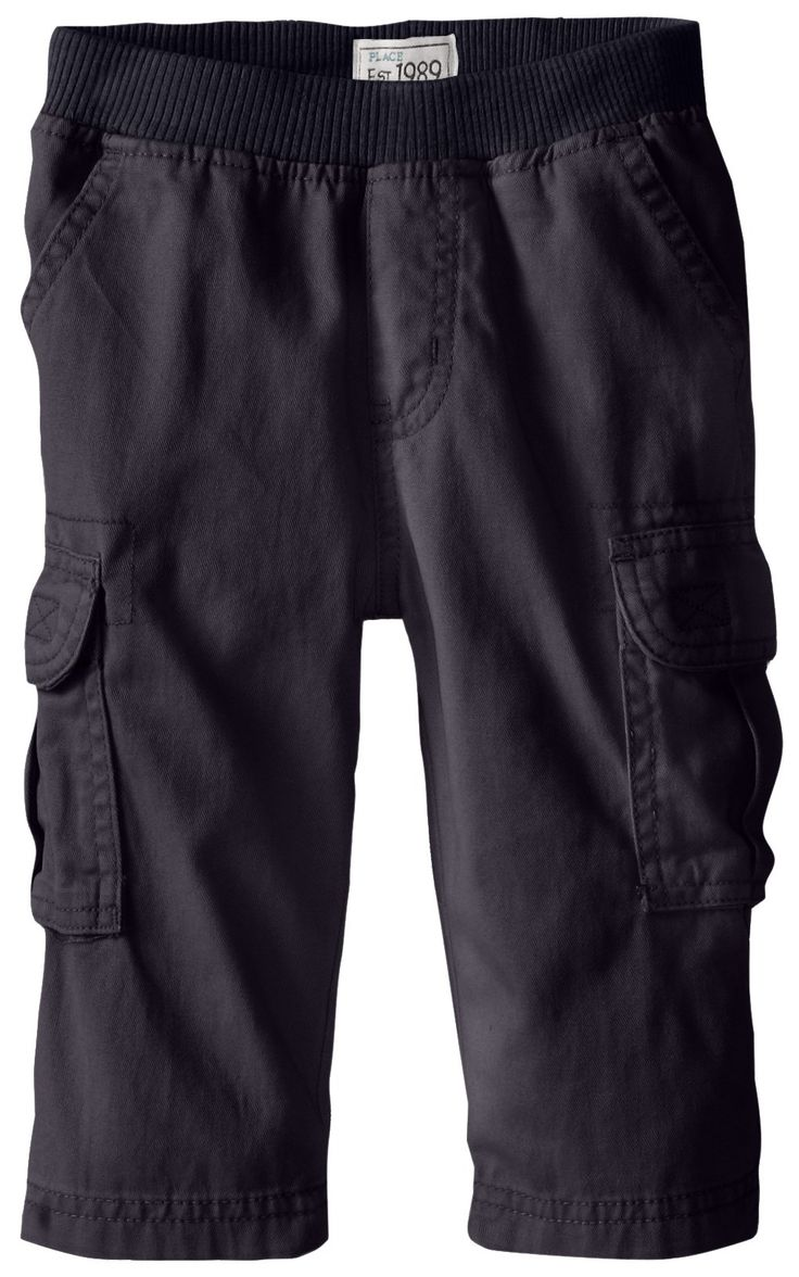 Massimo shorts & pants with pockets (not jeans). The Children's Place Big Boys' Pull-On Cargo Pant, New Navy, 12