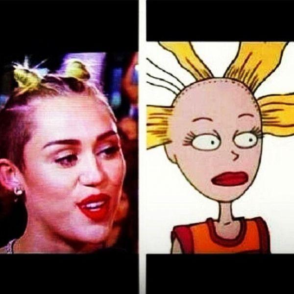 Rihanna Instagram Memes | Miley Cyrus 2013 MTV VMAs Twerk Memes PHOTOS Go Viral, Fans Hilarious ...