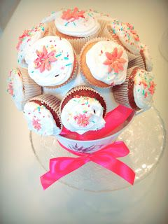 Bouquet di cupcakes  #cupcakesbouquet #cupcakes