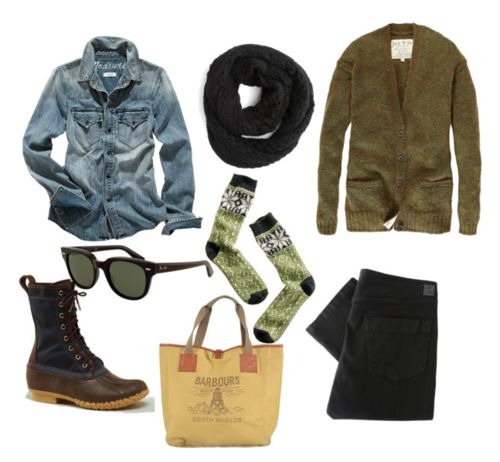 : Fall Clothing, Bean Boots, Fall Wardrobes, Fallwint Styles, Fall Wint Styles, Fashion Inspiration, Beans Boots, Casual Looks, Fall Outfitters