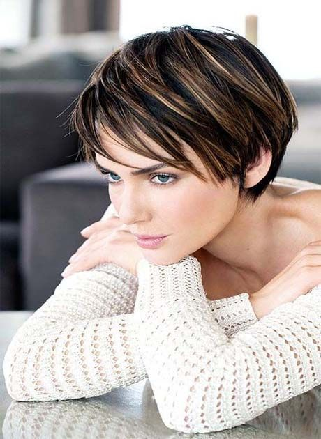 Darn Cool Short Hairstyles for Women 2019 – Page 28 of 36 – #Cool #Darn #Hairsty…