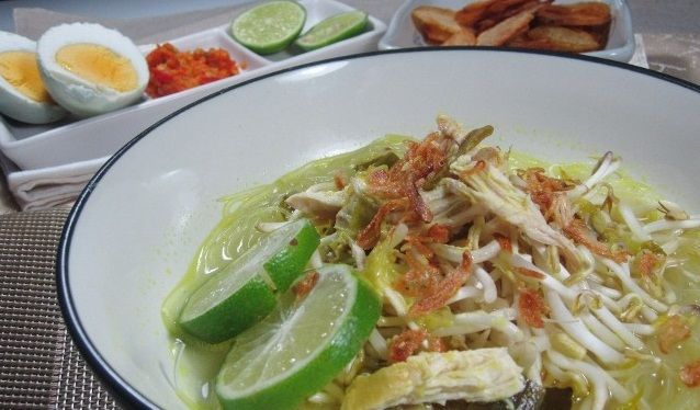 Resep Masakan Soto Ayam Madura dan Cara Membuat Soto Ayam Madura Asli