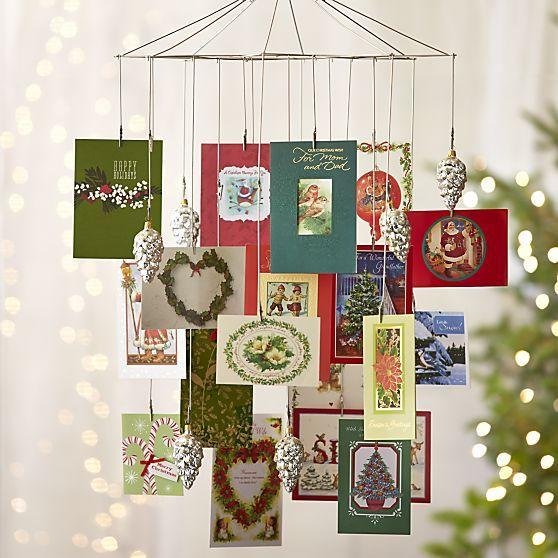 152 best holiday christmas card displays images on pinterest christmas card holders christmas. Black Bedroom Furniture Sets. Home Design Ideas
