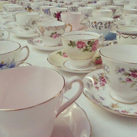 Vintage Teacups♥