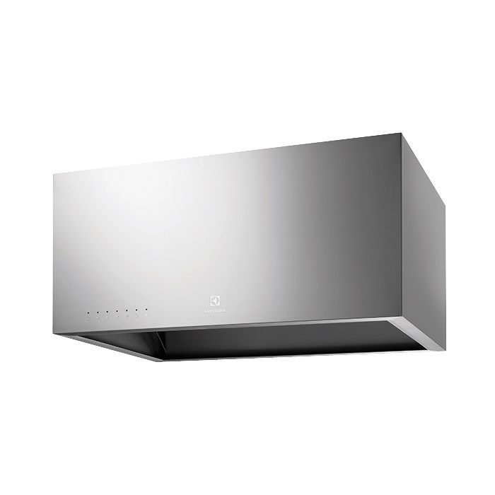 Electrolux 90cm stainless steel canopy rangehood  (model ERHC938S) for sale at L & M Gold Star (2584 Gold Coast Highway, Mermaid Beach, QLD). Don't see the Electrolux product that you want on this board? No worries, we can order it in for you!