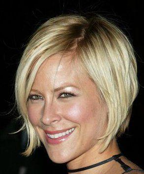 Bob hairstyle from Brittany Daniel...cute