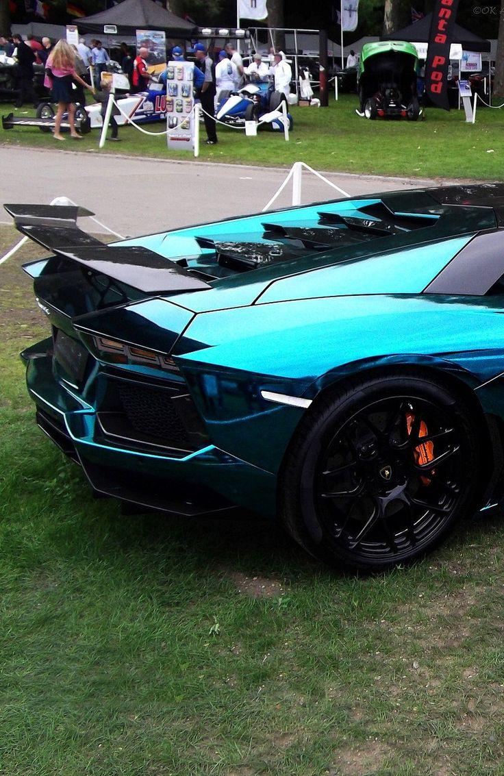 Lamborghini Aventador By Oakley