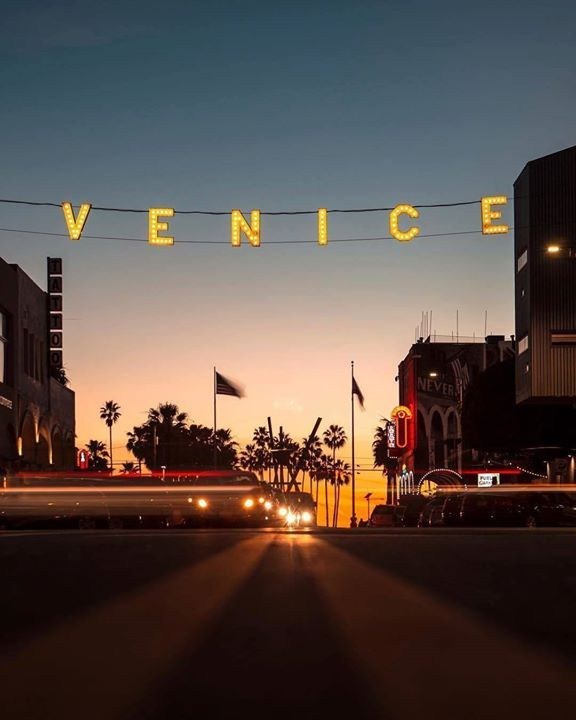 V E N I C E  by last.visuals | California Feelings