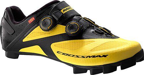 Mavic Crossmax SL Ultimate MTB Fahrrad Schuhe gelb/schwarz 2016: Größe: 40.5 - http://on-line-kaufen.de/mavic/40-5-eu-mavic-crossmax-sl-ultimate-mtb-fahrrad-gelb