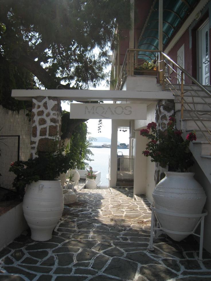 ~Greece, Sithonia, N.Marmaras, Molos Seaside Café~