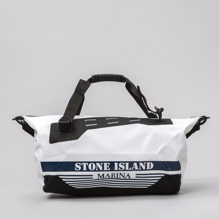 99GXD Stone Island Marina / Ortlieb Dry Duffle Bag
