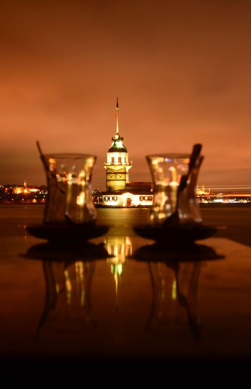 İstanbul & çay