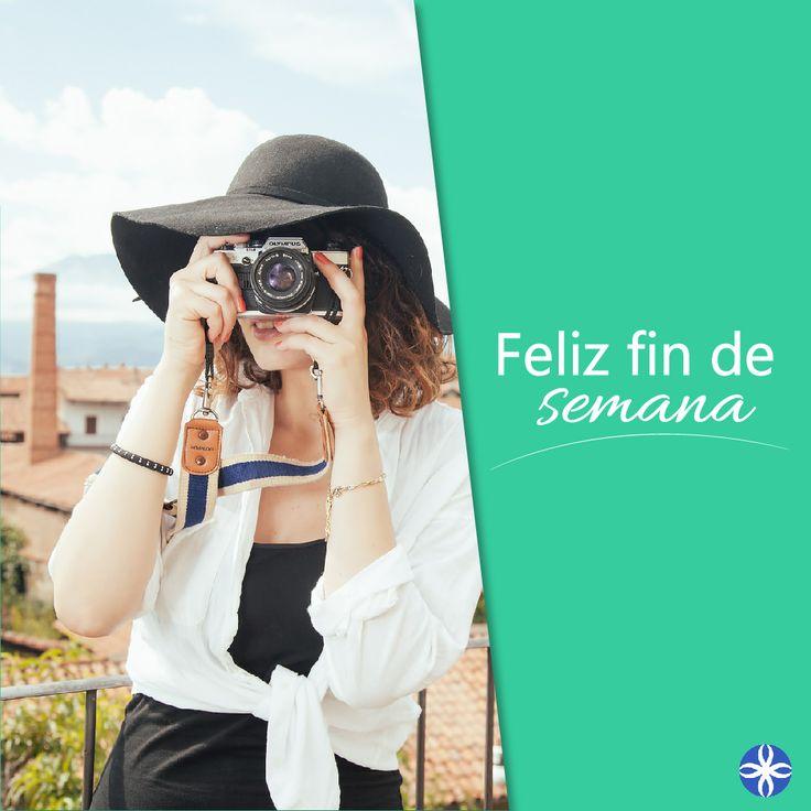 Captura momento inolvidables, vive cada minuto con toda la alegría y entusiasmo que te caracteriza. #FelizFinDeSemana #LaCole