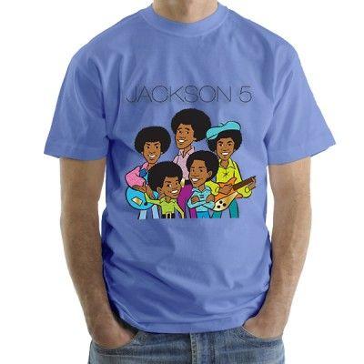 Jackson 5 man T-shirt; sizes (XS-XXL)