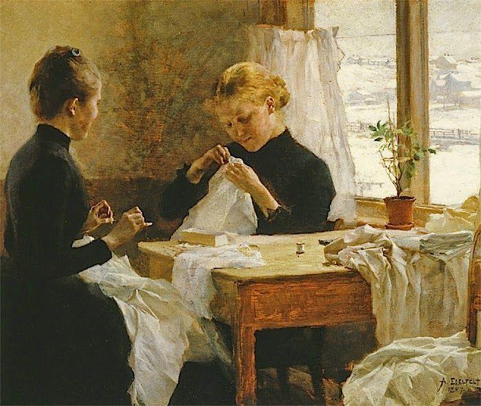 Albert Gustaf Aristides Edelfelt