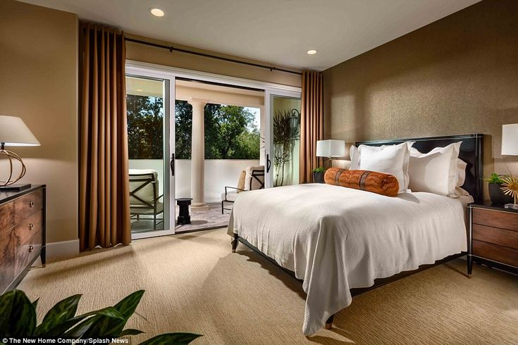 Room for two:Located close to old town Calabasas, the new property development boats 72 t...