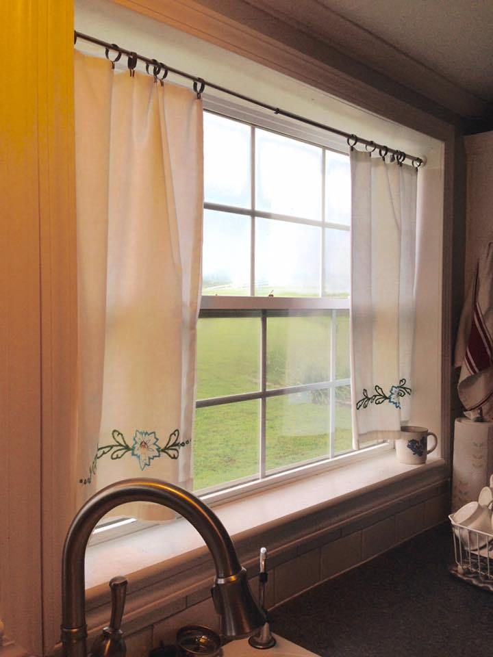 Rv Window Makeover Ideas With Pictures With Images Diy