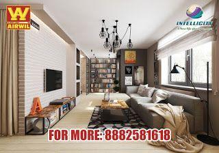 Airwil Intellicity: Buy Studio Apartment In Noida Extension @ 29.99 La...