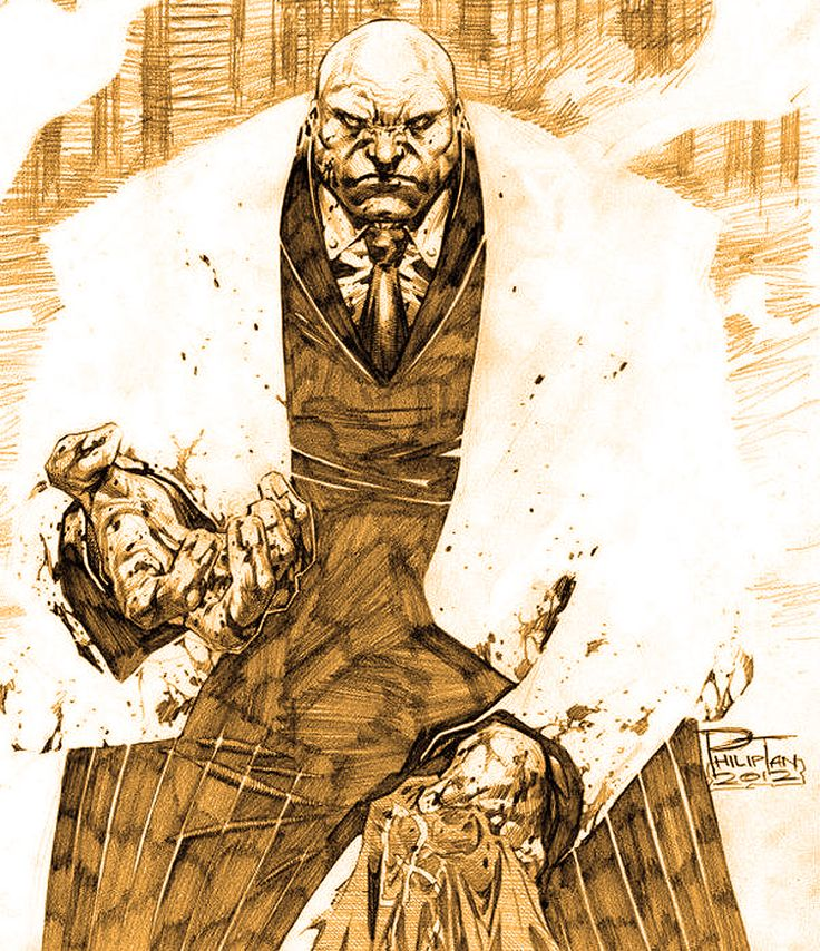 39 Best Images About Marvel - Kingpin On Pinterest