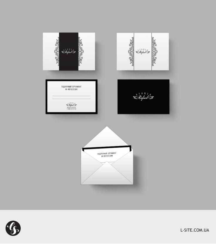 Подарочный сертификат | Продукция для фотографов