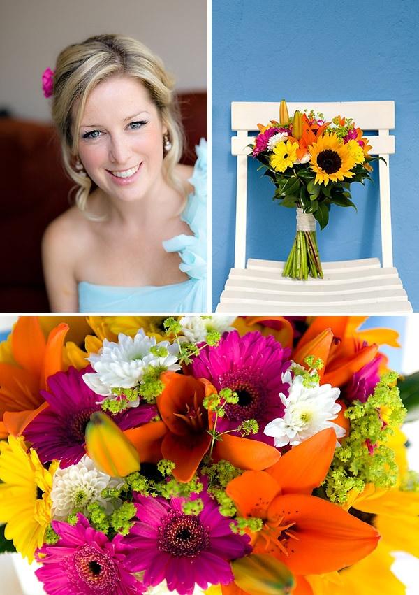 Beautiful Funky & Bright flowers