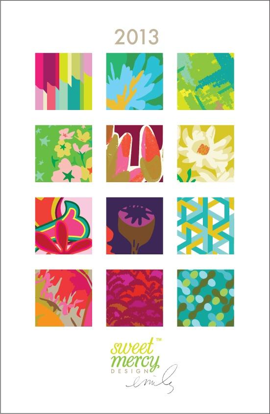 Calendar Cover Design Ideas : Cover of sweet mercy design calendar