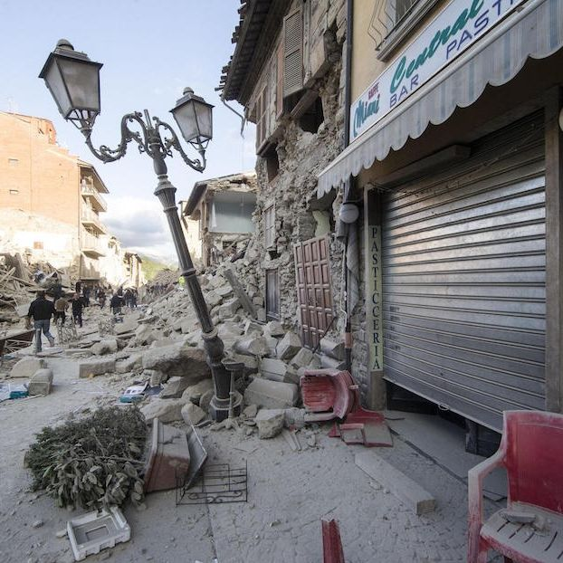 #Amatrice #Terremoto