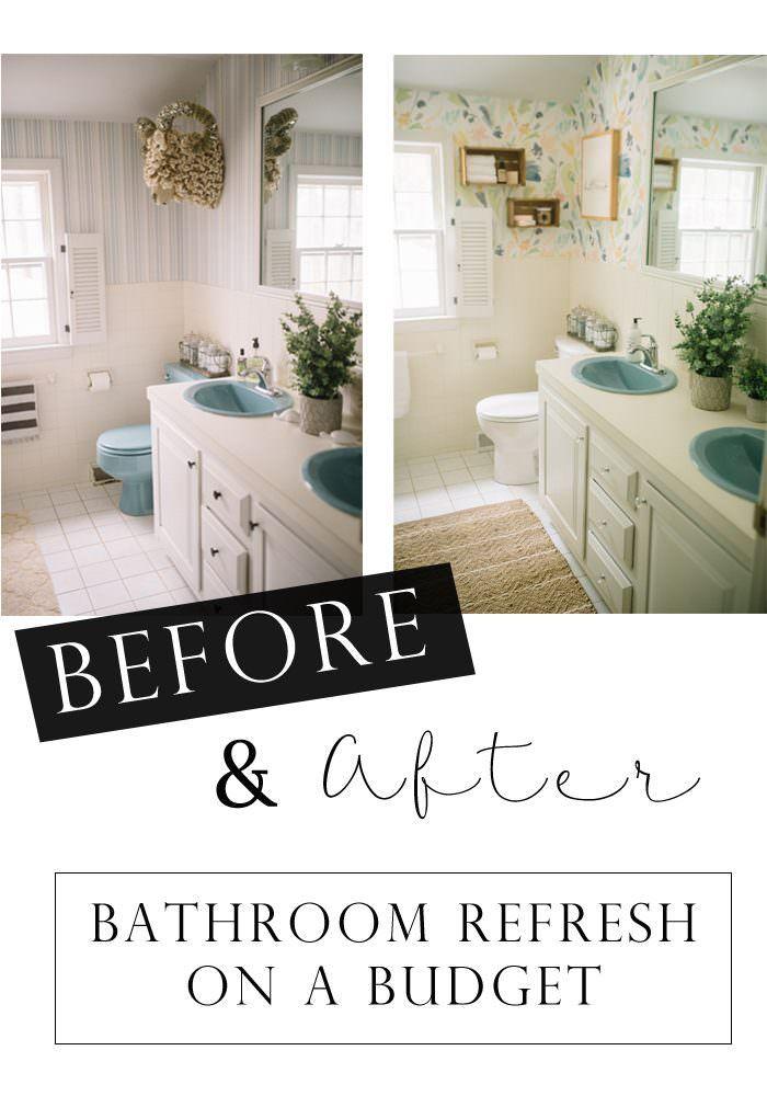 1331 best home decor design images on pinterest travel items bathroom ideas and bathroom - Bathroom makeover practical refreshing ideas ...