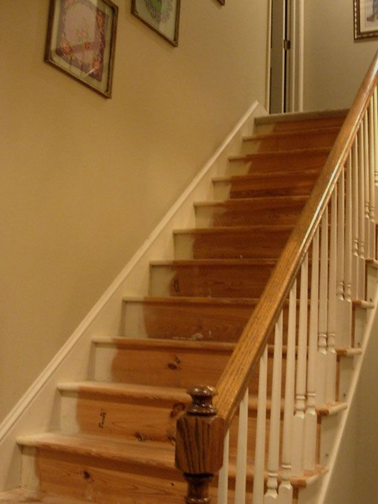 1000 Images About Staircase Makeovers On Pinterest Runners Hardwood Stairs And Painted Stairs