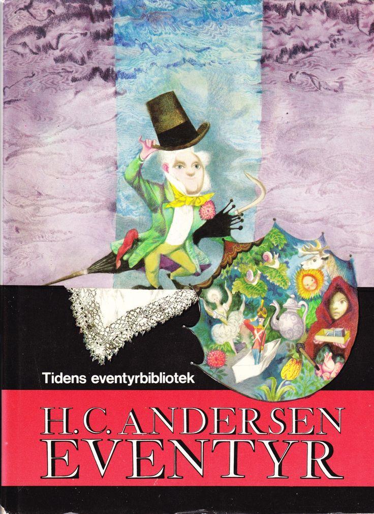 """H C Andersen eventyr - Tidens eventyrbibliotek"" av H C Andersen"