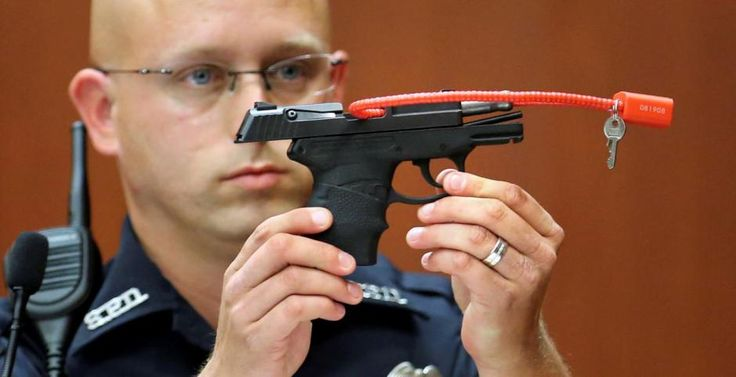 Zimmerman relists gun used to shoot Trayvon Martin after auction site shuts him down