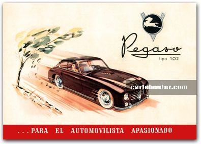 1952 - PEGASO Z-102 BE FLYER