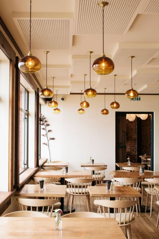 The best cafe bar and restaurant interiors of year