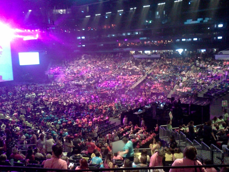 Thirty One Conference in Atlanta Georgia 2012  17,000 Attended