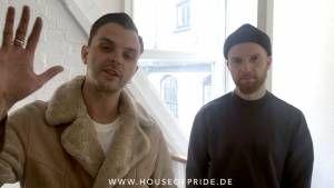 """CSD Stuttgart präsentiert: """"House of Pride"""" – Gruß-Botschaft von Hurts…"""